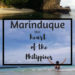 Marinduque, the heart of the Philippines